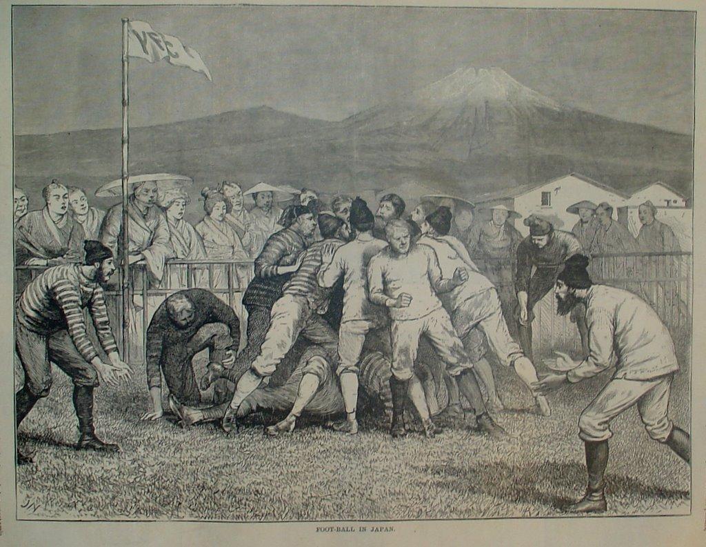 Geschiedenis van rugby