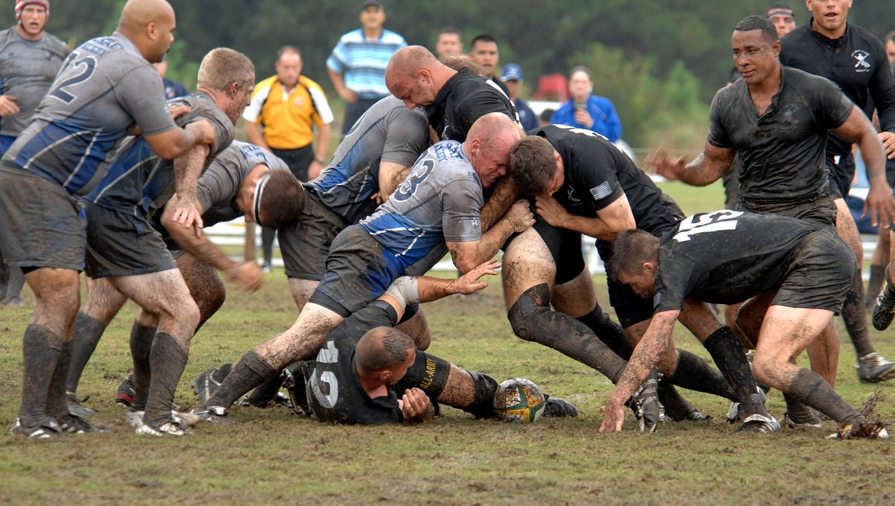 Ervaringen met touch rugby